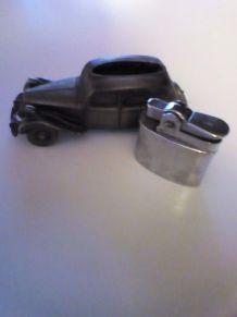Briquet de table Citroën 15 -Six 1939 à recharger