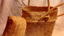Sac Osier rotin naturel