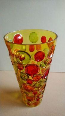 Vase psychédélique