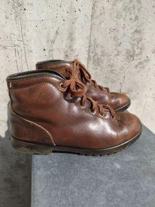 Chaussures de marche Tyroler vintage