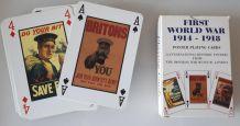 Jeu de 54 cartes World War 14-18