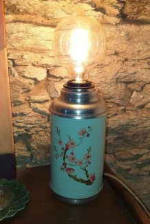 Lampe vintage thermos