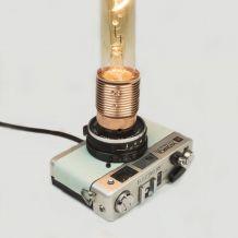 Lucien Yashica - Lampe Vintage