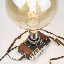 Heinrick Foca - Lampe Vintage