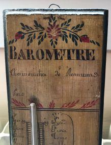 baromètre Toricelli