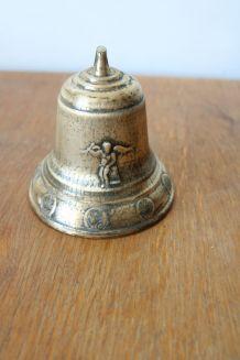Cloche en bronze années 50/60