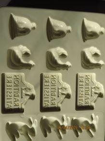 Moule pour chocolat PVC