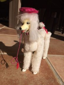 Caniche Royal Mylord barbie day to night vintage mattel 1984