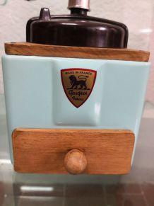 Moulin à café Peugeot vert mint
