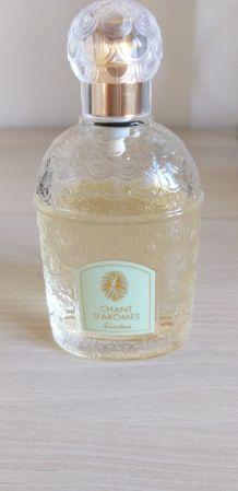 Eau de parfum Chant d'arômes de Guerlain  il en reste 70%