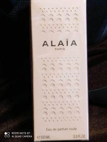 Parfum  nude Alaïa