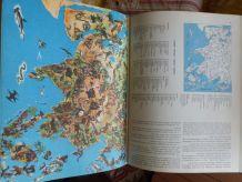 Géographie - les encyclopédies du livre d'or