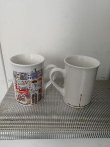 Duo de tasses