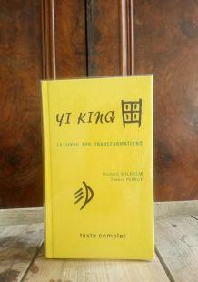 Le livre des transformations Yi King