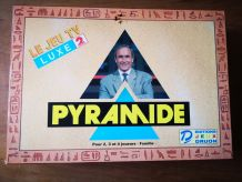 JEU DE SOCIETE - PYRAMIDE - EDITION LUXE - 1996
