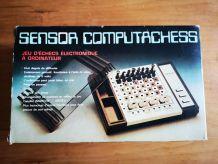 JEU D'ECHECS ELECTRONICS SENSOR COMPUTACHESS CXG 001 - 1981