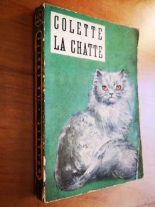 LIVRE  - Colette - La Chatte