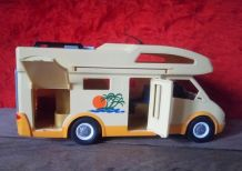 Camping car Playmobil (3647)