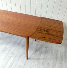 Table à manger en teck – années 60