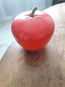 POMME A GLACONS ROUGE