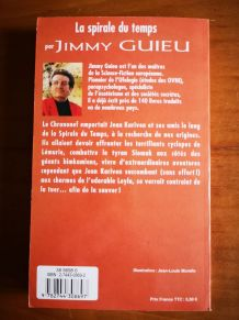 JIMMY GUIEU - LA SPIRALE DU TEMPS N°11