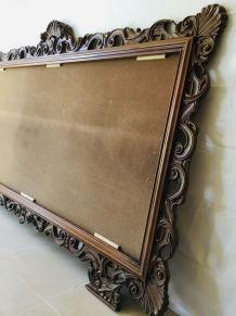 Cadre en bois pour miroir 114x194