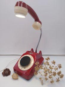 Lampe telephone et enceinte bluetooth