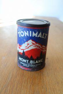 Boite Tonimalt Mont Blanc années 60