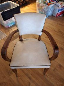 chaise bridge a renover