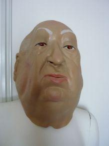 beau masque souple année 60 d'Edouard Balladur