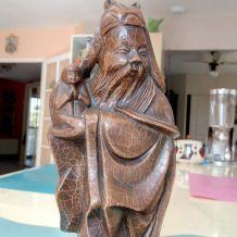 Statuette ancienne raku