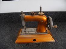 lot de 3 petites machines à coudre vintage