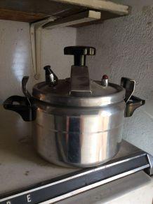 Cocotte minute SEB  vintage alluminium acier