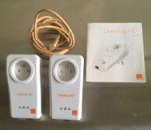 Liveplug HD+ Orange