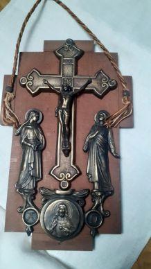 Cadre Religieux Vintage