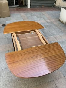 Table de salle à manger à système TRC20- Pierre Guariche