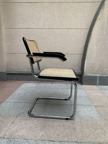 Fauteuil cannage S64V - Thonet
