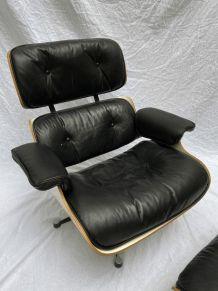 Charles EAMES - Lounge chair et ottoman
