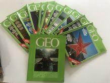 Magazines Géo