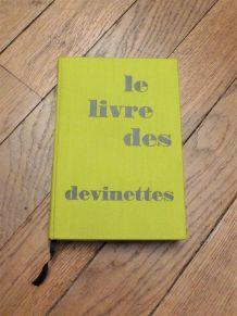 Le Livre des Devinettes- Suzanne Walter- Robert Morel