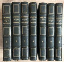 Histoire des girondins (7 volumes) (1847)