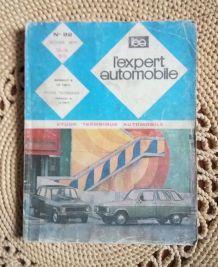 """Revue """"l'expert automobile"""" - Renault 6 (1973)"""