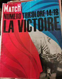 lot de 6 PARIS MATCH  années 1963 à 1965