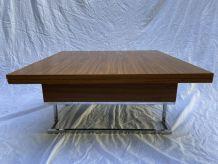 Table basse modulable table à repas - travail français