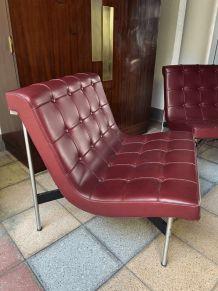 Paire de fauteuils «New York»