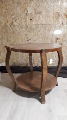 Table d'appoint style 1950