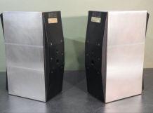 Enceintes 3 voies Bang & Olefsen CX 100 type 6343 métal