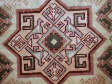 Tapis vintage Turc Sivas fait main, 1C735