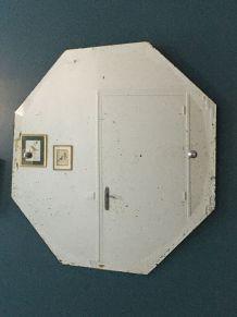 Grand miroir biseauté 60 cm