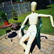 mannequin adam artevetrina firenze
